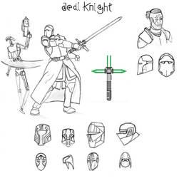 Jedi Knight Jarren Valkyr