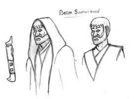 Jedi Master Basim Samarqand