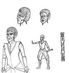 Jedi Knight Mannar Bastet