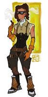 fantasy femme fashion - Jett