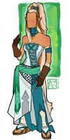 fantasy femme fashion - Mattie