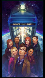 TEAM TARDIS.