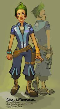 characterdesign:Shae Maxmason