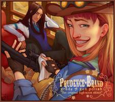 Prudence Brand Gun Polish