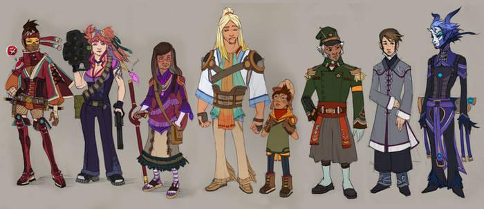 new character set :D