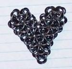 Black heart by Prilandryn