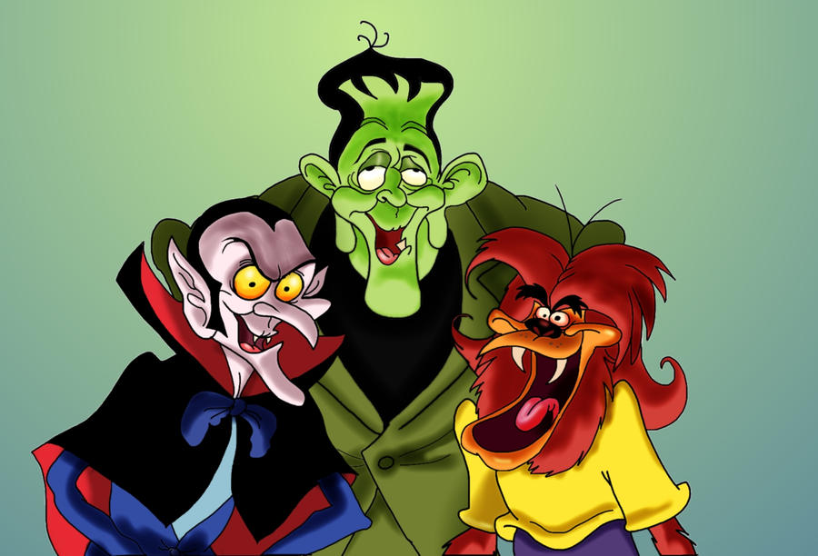 The Groovie Goolies by Makinita