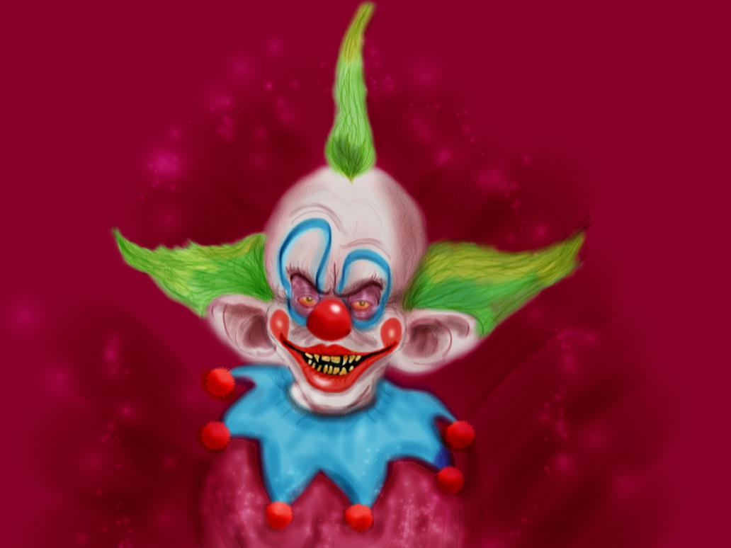 Killer klowns from outer space by makinita on deviantart for Space clowns