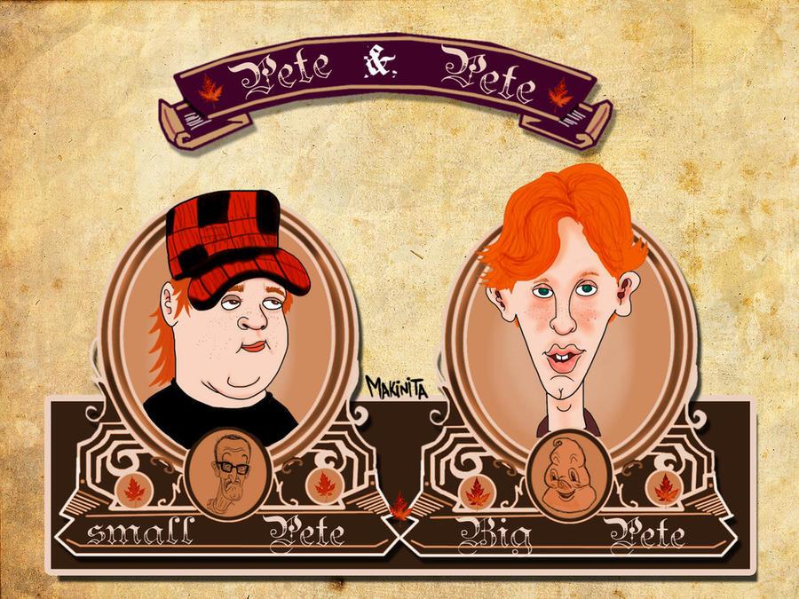 Pete and Pete by Makinita