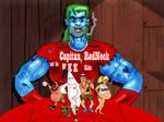 Capitan Redneck by Makinita