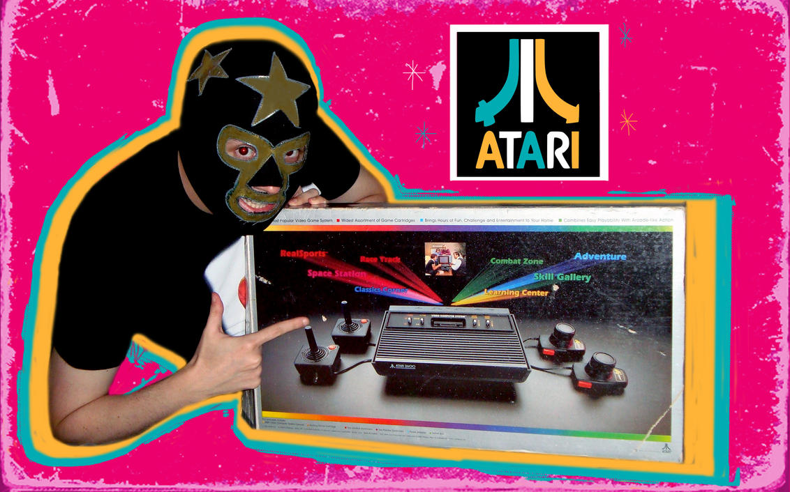Atari a world of wonder by Atari