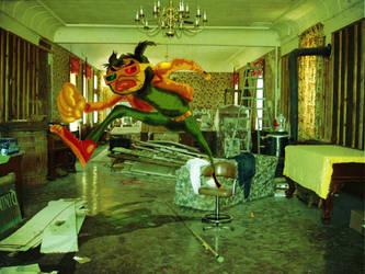 Makaroni Yunk Room by Makinita