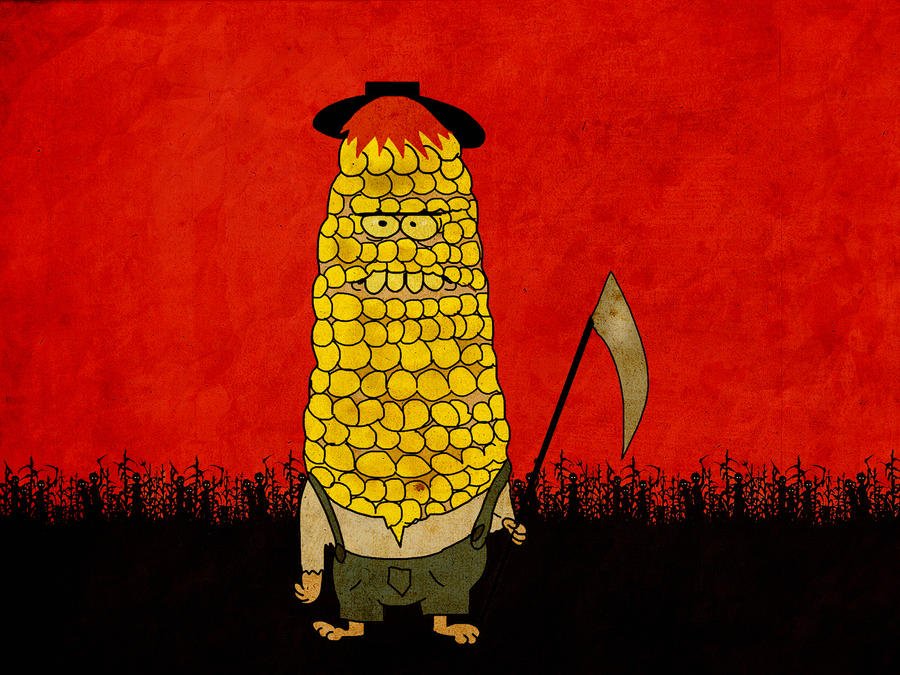 childen of the corn by Makinita