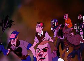 venture zombies
