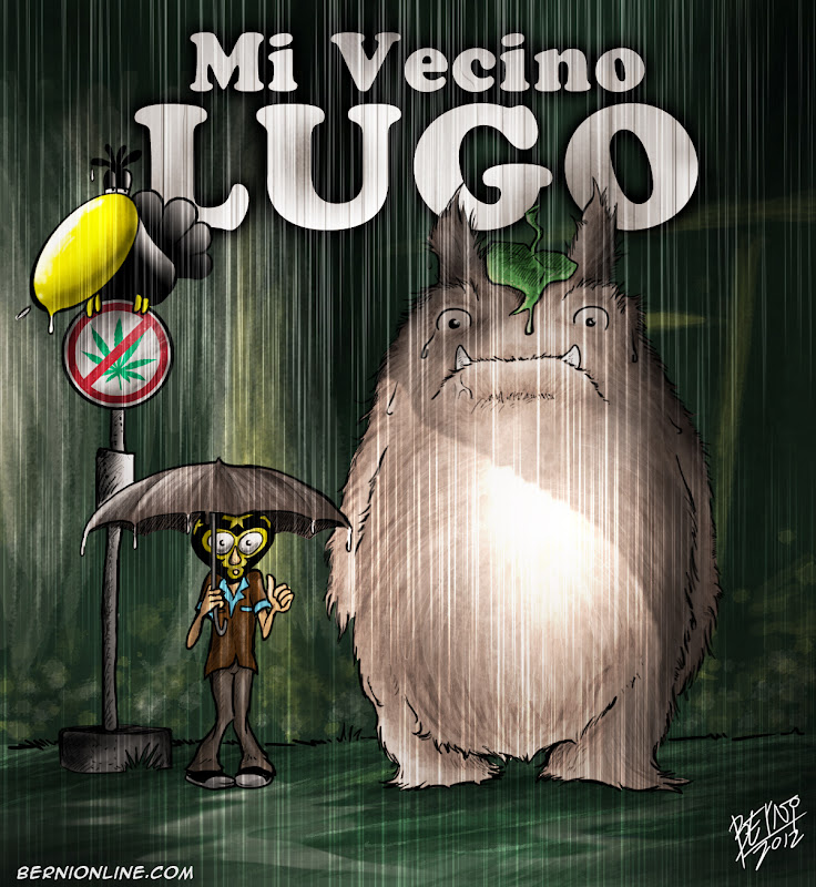 Mi Vecino Lugo by Makinita