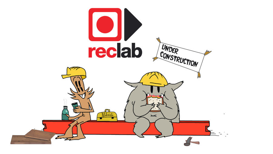 Under construction by Makinita