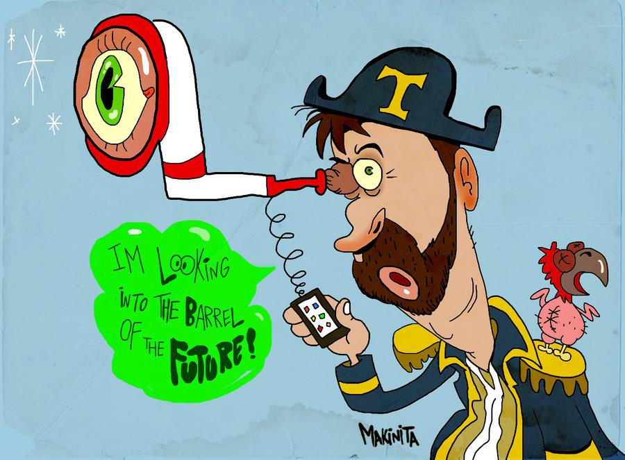 Tom Green on Periscope by Makinita