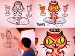 Cat Jesus By Makinita-d4eu99q by Makinita
