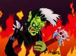 Happy B day Rob Zombie by Makinita