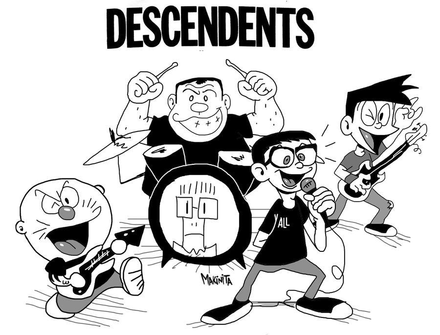 Descendents by Makinita