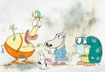 rocko and friends