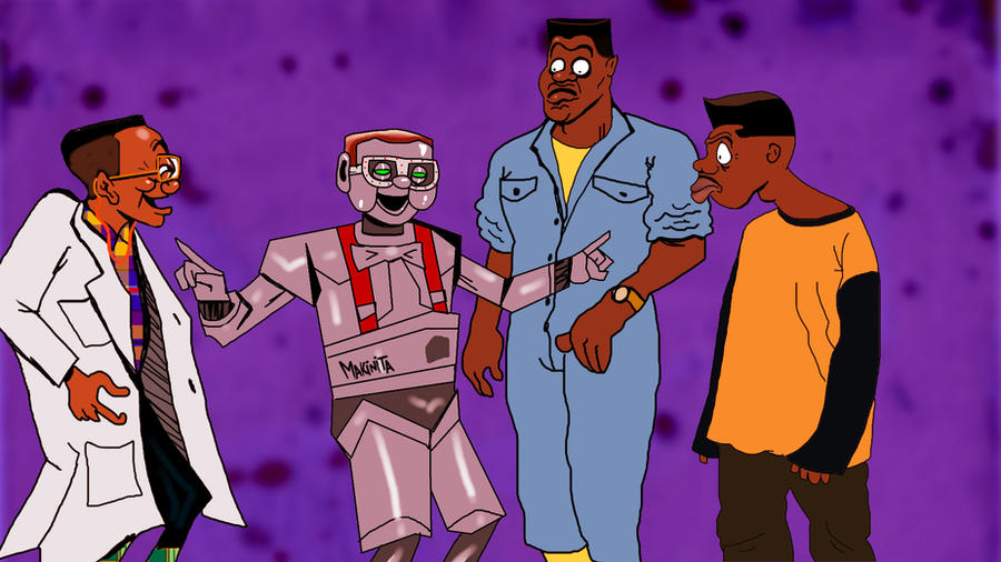 ROBO URKEL by Makinita