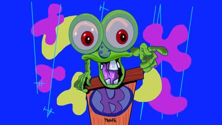 Mr Bumpy by Makinita