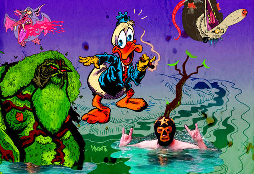 Crazy Swamp