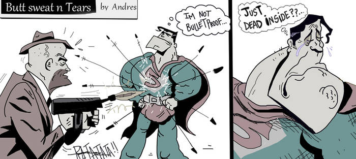 Super Meh Comic