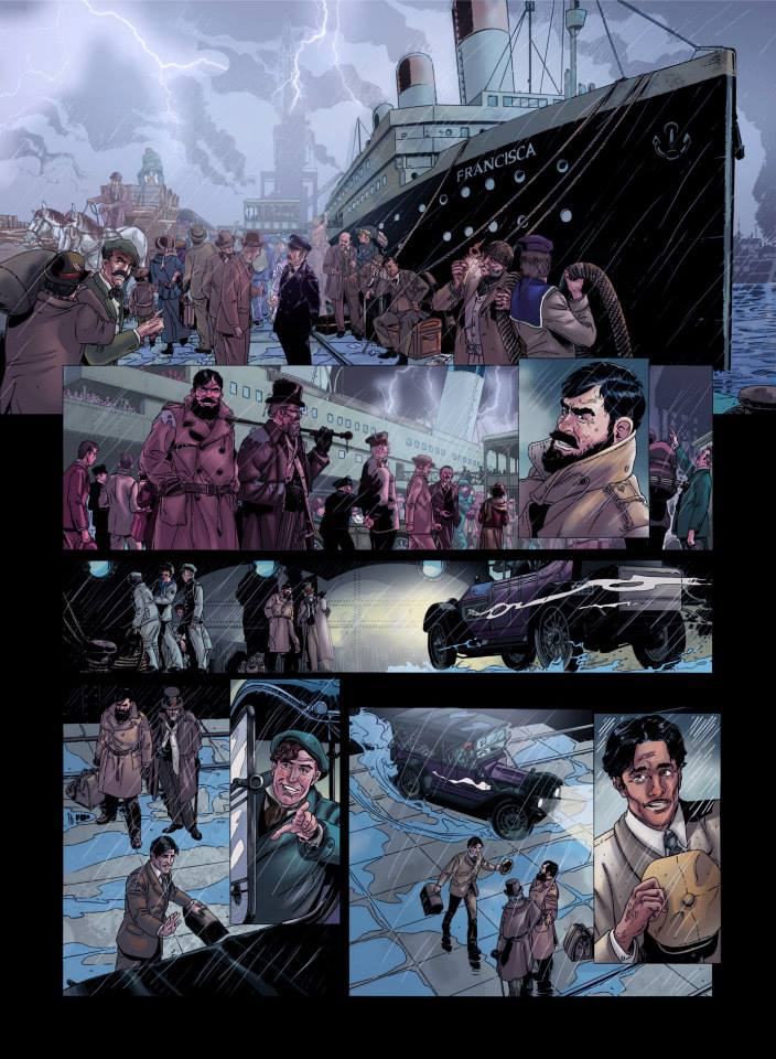 Sample color for Europa by adrianocastro