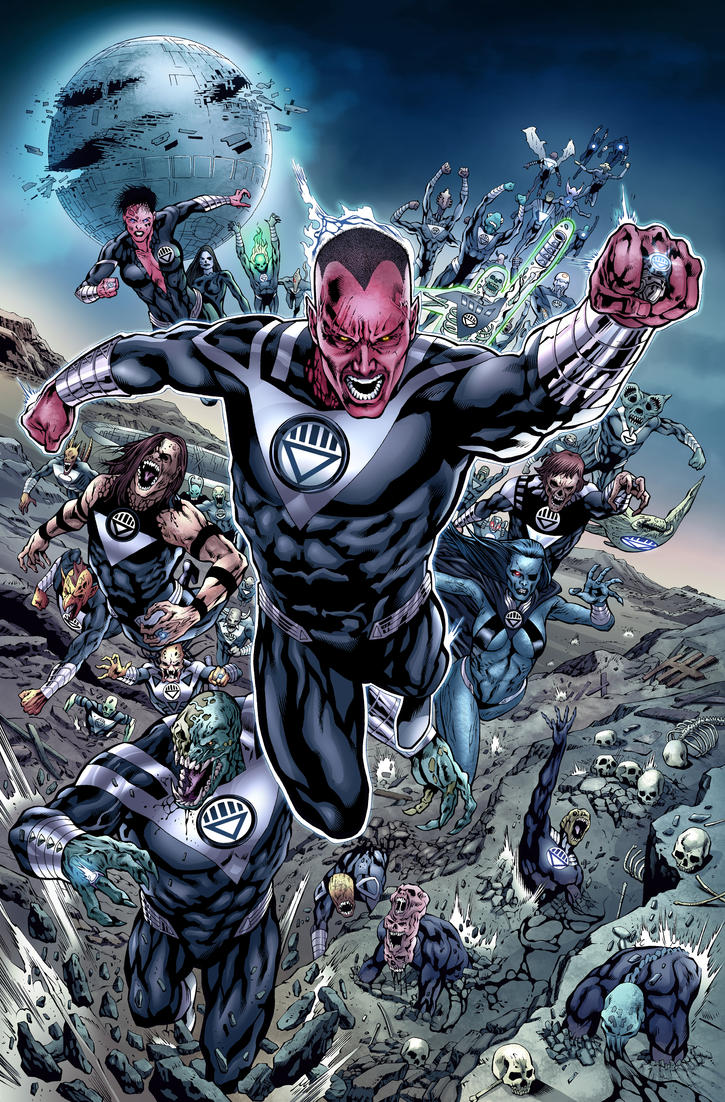 Sinestro corps by adrianocastro