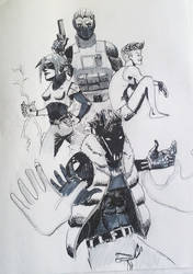Ex Ops inked