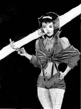 Faye Valentine Cowboy Bebop