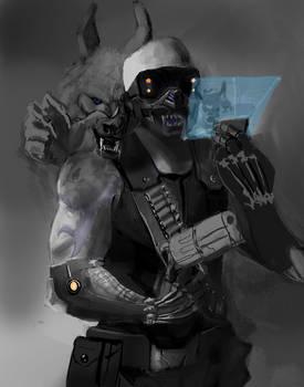 The Cyberpunk Hunt