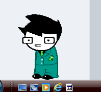John Egbert Shimeji ( download in description ) by SonofHermes8