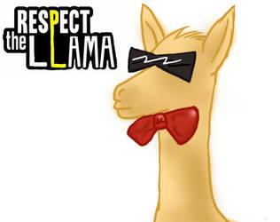 Respect the Llama