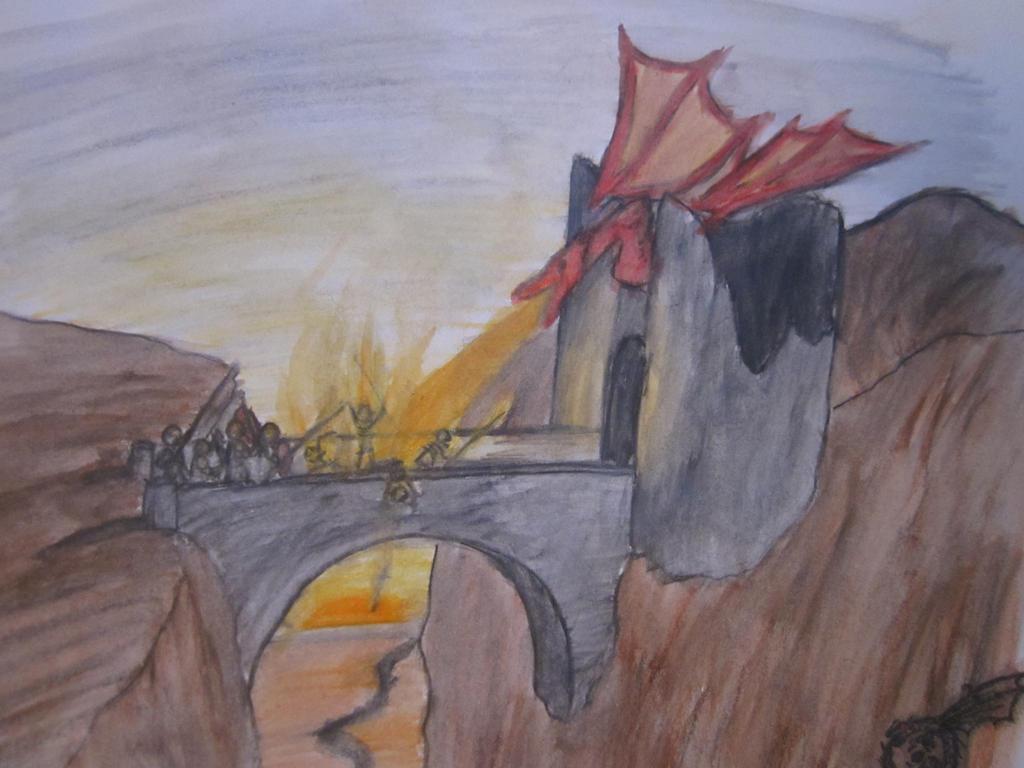 Dragon by Falkmer-The-Kind