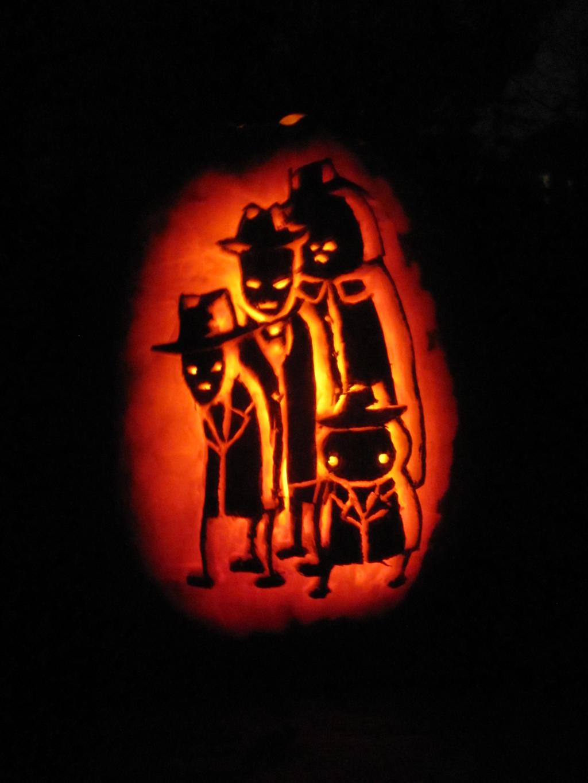 Pumpkin Nr 2 by Falkmer-The-Kind