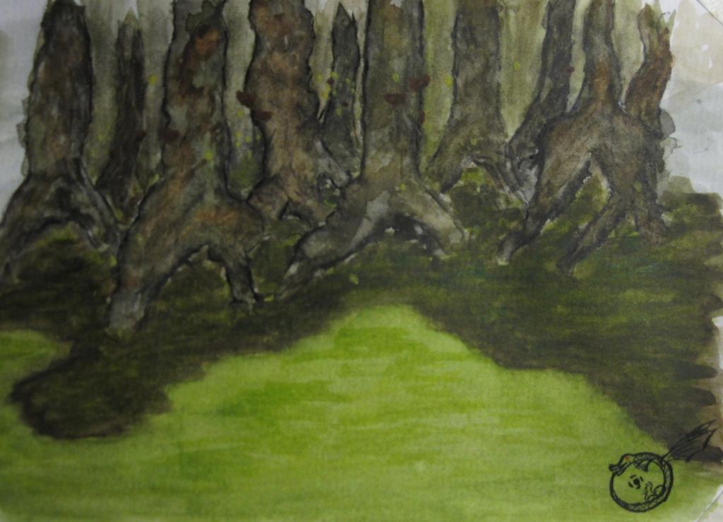 Swamp by Falkmer-The-Kind