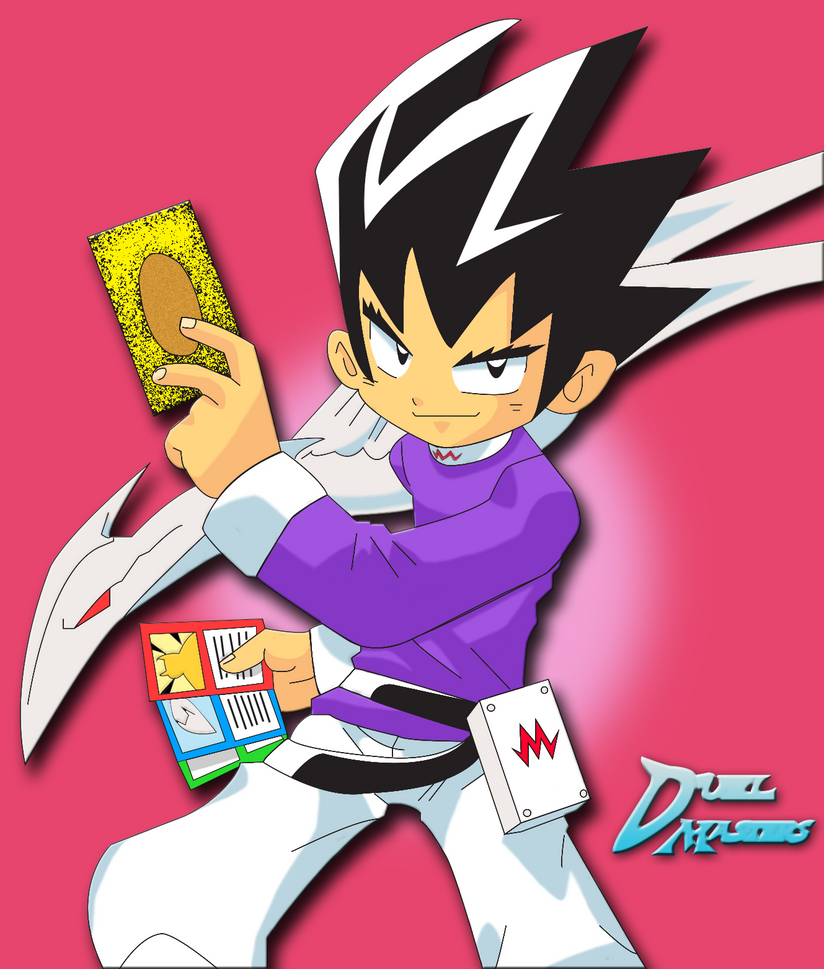 Shobu Kirifuda Duel Masters by donicx1
