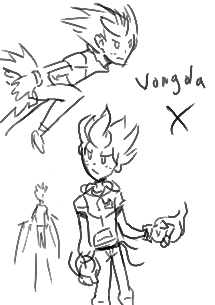 Vongola X sketch by donicx1