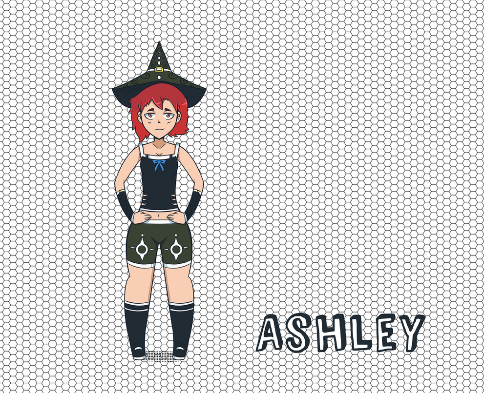 Ashley witch Background by donicx1