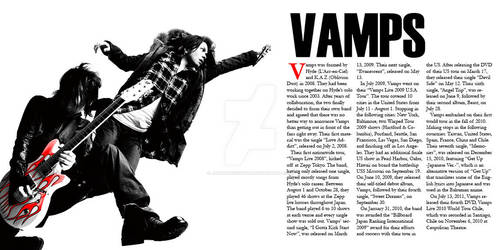 VAMPS spread 2