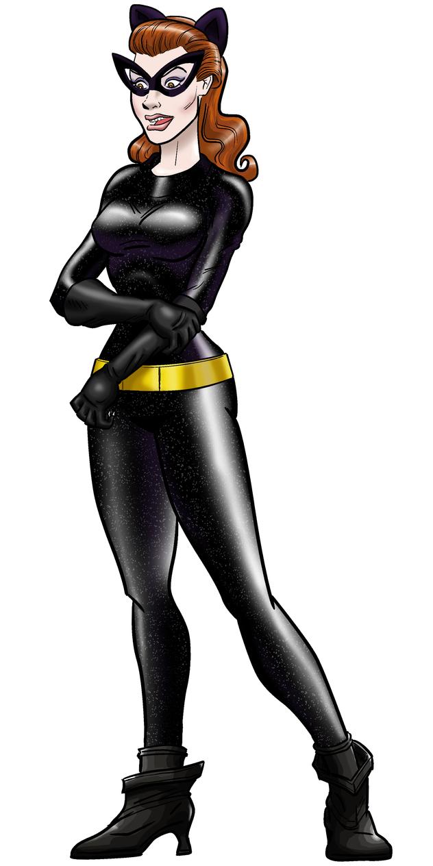 Catwoman Eartha Kitt Julie Newmar Julie Newmar Catwoman ...
