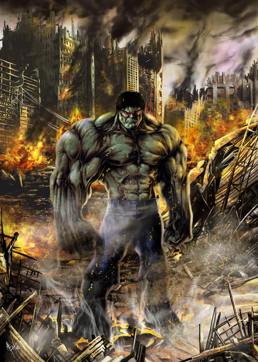 [Megapost] Wallpapers de Heroes y Villanos de los comics