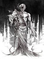 PRIEST 2 by RAEH