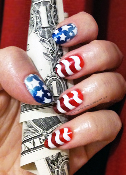 Stars and Stripes by M-Everham