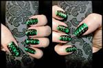 Halloween Nails - 2012