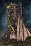 Dragon-Color by M-Everham