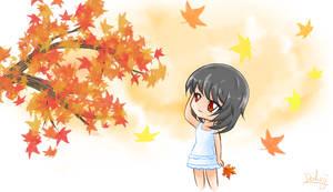 Ikuui Autumn by Daheji